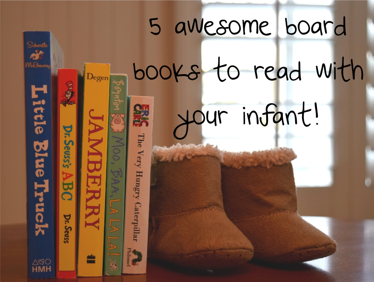 5 awesome board books